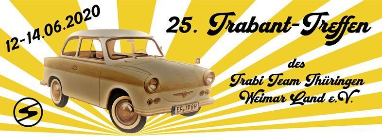 25. Trabi-Treffen in Weimar-Senborn