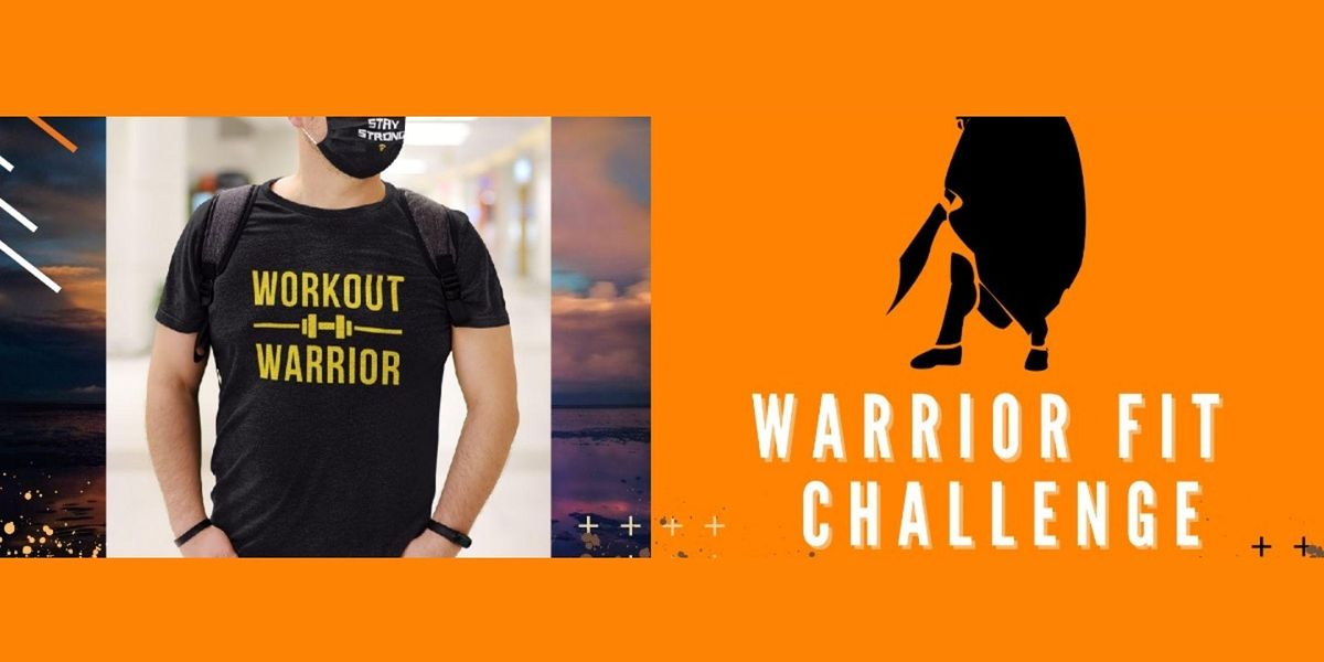 Warrior Fit Run Challenge (ANYWHERE) | Online Event | AllEvents.in