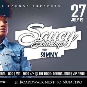 Saucy Saturdays with SIMMY