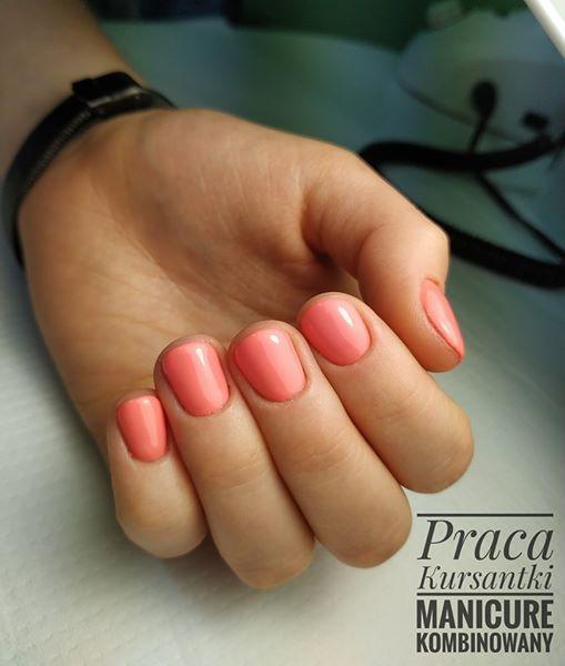 Kurs manicure kombinowany mix zdobie salonowych