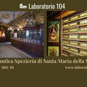 Antica Spezieria di Santa Maria della Scala Permesso Speciale 1010 ore 16