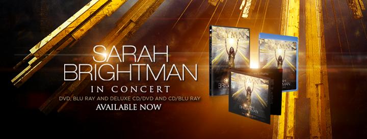 Hymn Sarah Brightman in Concert