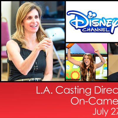 L.A. Casting Director Lisa Londons On-Camera Camp