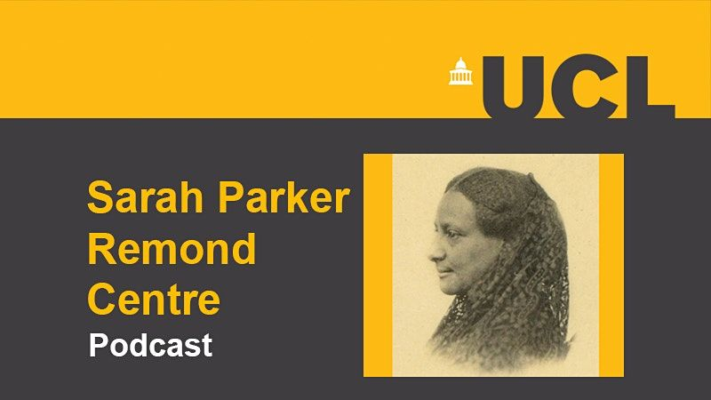 19th Century Superheroine: Sarah Parker Remond, 5 June | Online Event | AllEvents.in