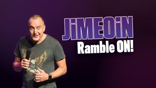 Jimeoin - Ramble On! Cairns, 5 June | Event in Cairns | AllEvents.in