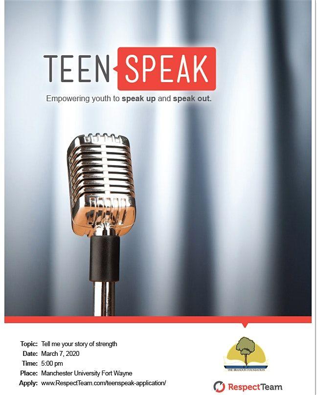 TeenSpeak 2020