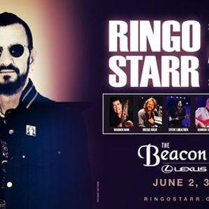 Ringo Starr - NEW DATE