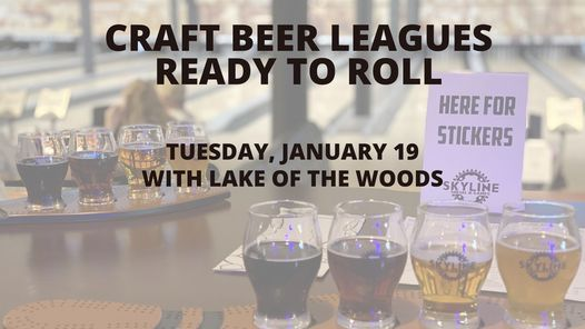 Tuesday Craft Beer Bowling League, 2 March | Event in Duluth | AllEvents.in