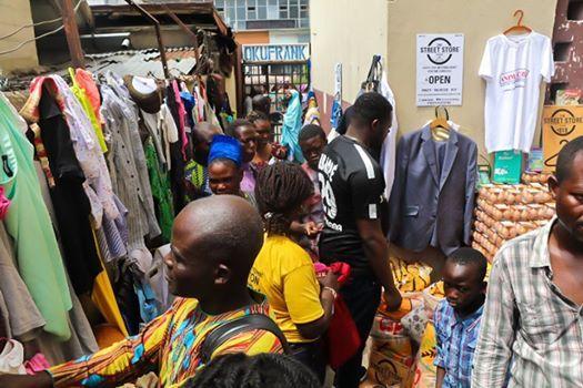 923rd Street Store - Lagos Nigeria