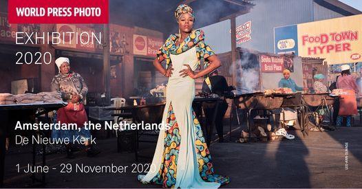 World Press Photo Exhibition 2020 Amsterdam the Netherlands