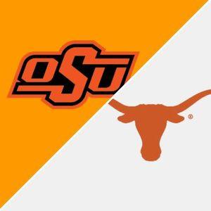 Texas vs Oklahoma State