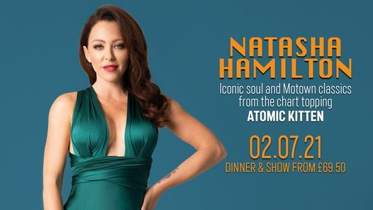 Atomic Kitten's Natasha Hamilton, 18 June | Event in London | AllEvents.in