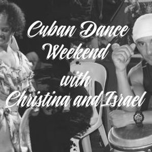 Cuban Dance Workshop Weekend with Christina and Israel