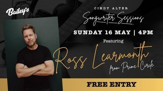 Cindy Alter Songwriter Sessions at Bailey's, 16 May | Event in Johannesburg | AllEvents.in