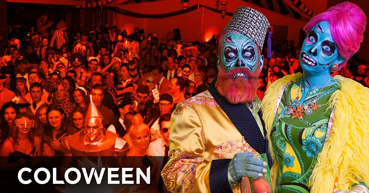 Coloween 2021 - Colorado's #`1 Adult Halloween Party, 30 October | Event in Aurora | AllEvents.in