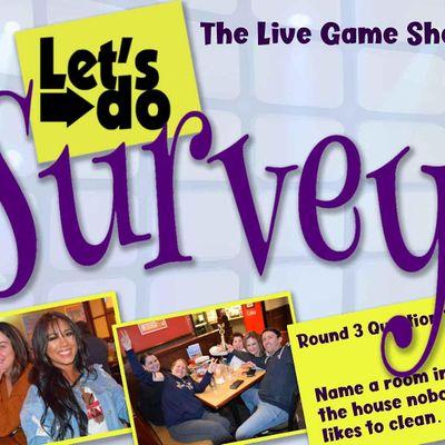 U.D. Students Survey Sez... Game Show in Newark DE  Santa Fe Mexican Grill