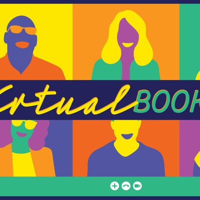 Virtual Graphic Novel Book Club Jr. - Wynd