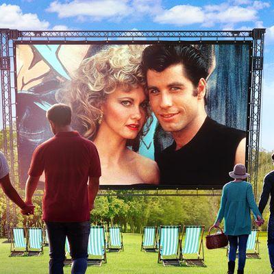 Grease Outdoor Cinema Sing-A-Long at Margam Park