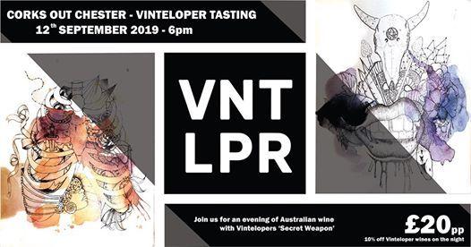 An Evening of Wine Tasting with Vinteloper