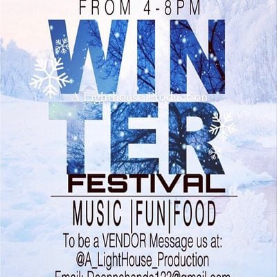A Lighthouse Production Pop Up Winter Festival