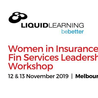 Women in Insurance & Fin Services Leadership Workshop