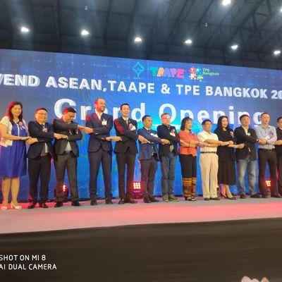 Thailand(Bangkok)Amusement & Attraction Parks Expo(TAAPE 2021)