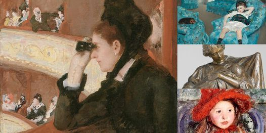 'Mary Cassatt and the Art of Subversive Beauty' Webinar, 17 May | Online Event | AllEvents.in