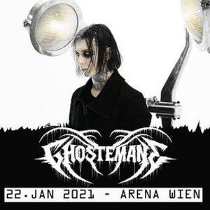 Neuer Termin TBA - Ghostemane  Wien