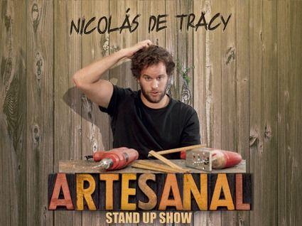 NICOLAS DE TRACY, 8 October   Event in San Martin   AllEvents.in