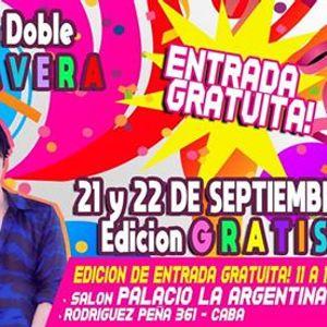 Kpop Stars Free 21 y 22 de Septiembre en Palacio La Argentina