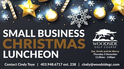 Small Business Christmas Luncheon