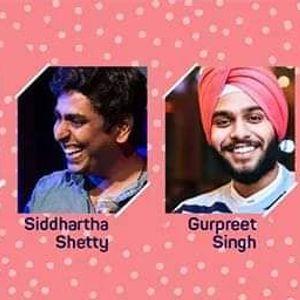 Bro Joke Suna Siddhartha Shetty & Gurpreet Singh