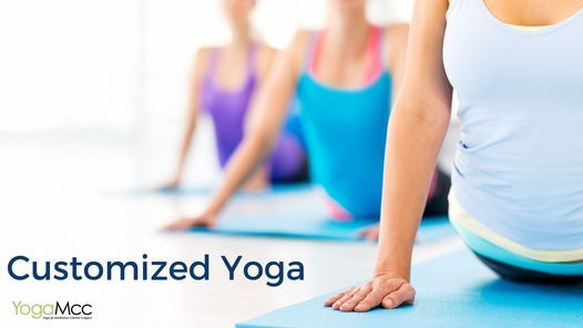 Customized Yoga Therapy [Hybrid], 26 January | Event in Calgary | AllEvents.in