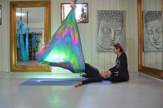 Restorative Aerial Yoga Teacher Training