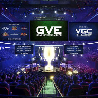 Gaming Virtual Expo 2021