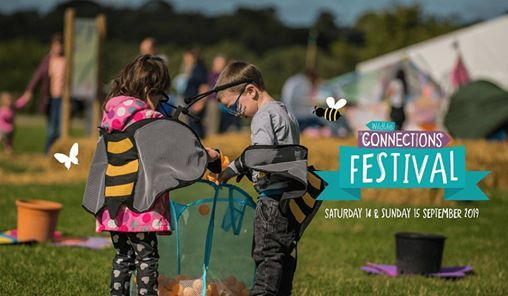 Wildlife Connections Festival and Sleepover 2019