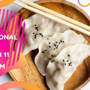 International Dumpling Festival Sat 12 Oct 2020