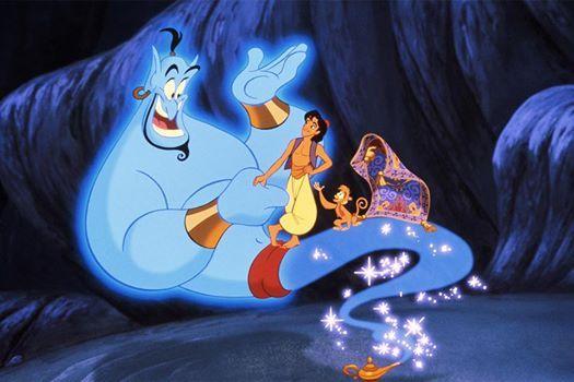 Summer Holiday Aladdin Workshop