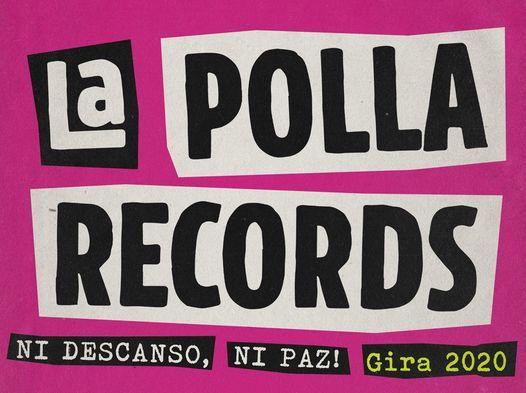 La Polla Records en Sevilla (+Reincidentes y Gérmenes), 11 September   Event in Seville   AllEvents.in