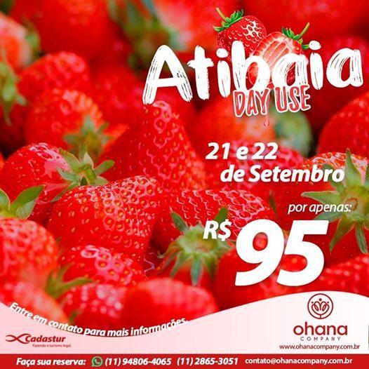 Festival Das Flores E Dos Morangos - Atibaia Sp