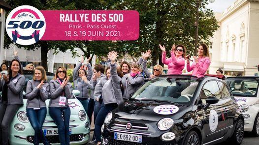 Rallye des 500 Paris - Paris Ouest / Édition 2021, 18 June   Event in Courbevoie   AllEvents.in
