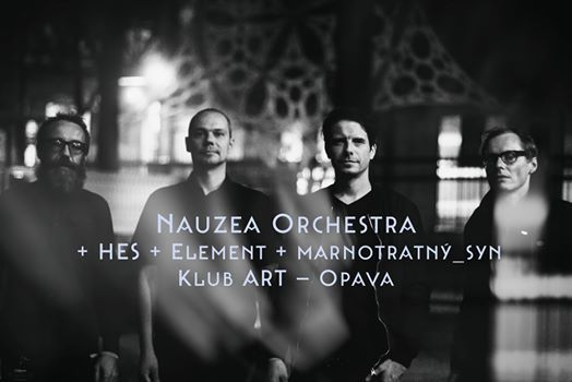 Nauzea Orchestra HES Element marnotratn syn