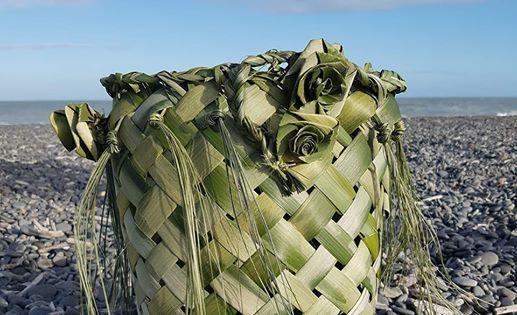 Waikawa Workshop - large basket - 2 spaces left