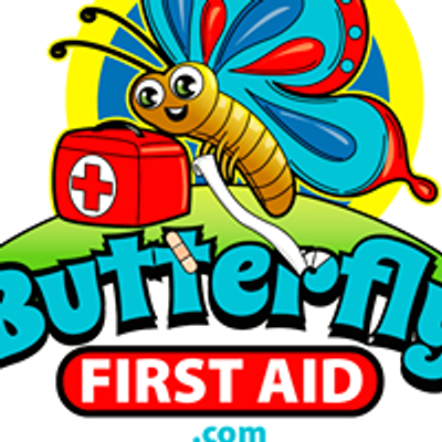 Butterfly First Aid for kids, parents and organisations