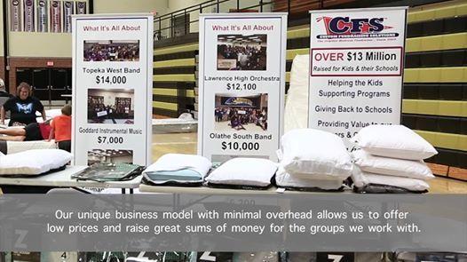 Eaglecrest High School Mattress Fundraiser Sale- Up to 50%