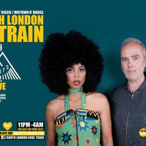The South London Soul Train 10 Yr Special wDJ Cash Money  More