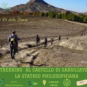 Le vie della storia Archeotrekking a Garsiliato e la Statio Philosophana