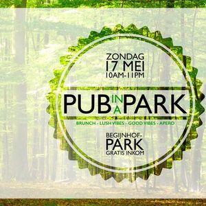 Pub in a Park 2021 - Kortrijk