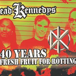 Dead Kennedys zagraj we Wrocawiu