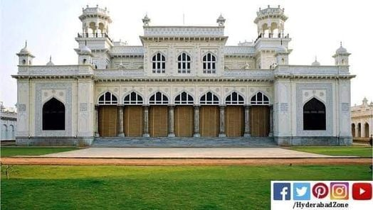 Chowmahalla Palace : A heritage Walk, 17 January | Event in Hyderabad | AllEvents.in